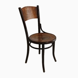 Art Nouveau Bentwood Dining Chairs from Thonet, 1920s, Set of 4
