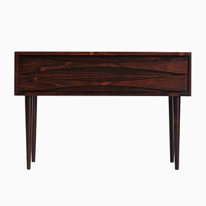 Danish Modern Rosewood Chest of Drawers by Niels Clausen for NC Møbler, 1960s