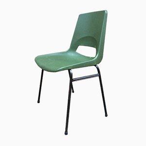 Vintage Metall und Kunststoff Esszimmerstühle von Grosfillex, 1960er, 6er Set