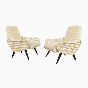 Armchairs by Marco Zanuso, 1950s, Set of 2
