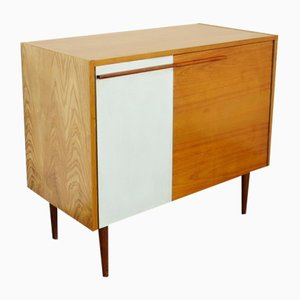 Mid-Century Wooden Cabinet from UP Závody, 1960s
