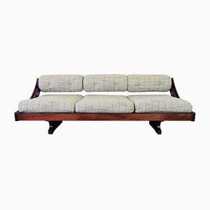 Sofá cama modelo Gs-195 de Gianni Songia para Sormani, años 70