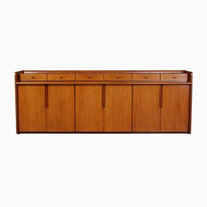 Sideboard in the Style of Tobia & Afra Scarpa, 1980s
