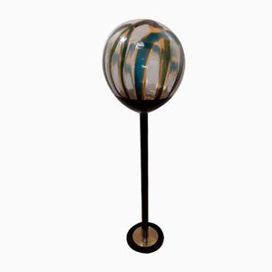 Mid-Century Sphere Floor Lamp