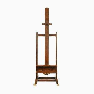 Adjustable Wooden Easel, 1920s