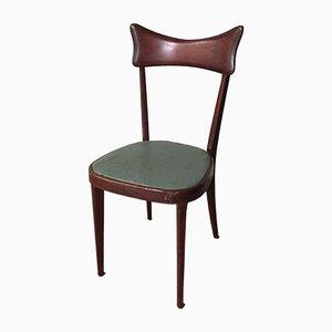 Sedie da pranzo Mid-Century in stile Ico Parisi, set di 6