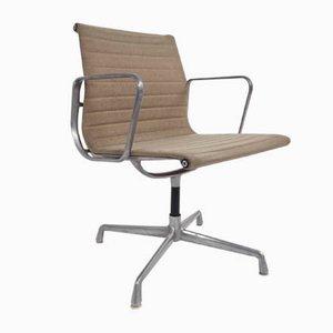 Sedia da scrivania modello Alu Group di Charles & Ray Eames per Vitra, anni '60