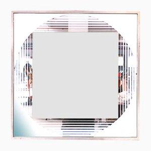 Specchio retroilluminato di Gianni Celada per Fontana Arte, anni '60
