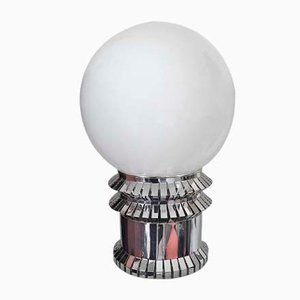 Vintage Sphere Table Lamp from Sciolari