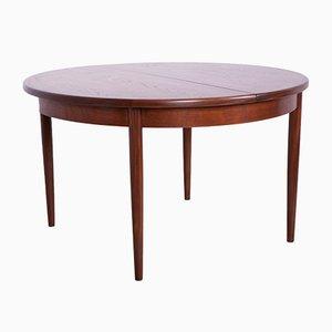 Tavolo da pranzo rotondo in teak di G-Plan, anni '60