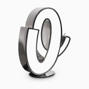 Letter O Graphic Lamp by DelightFULL