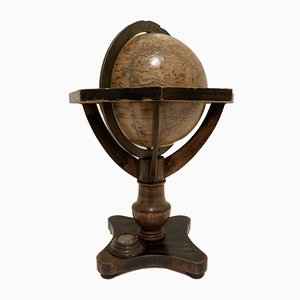 Antiker Globus von Abel Klinger