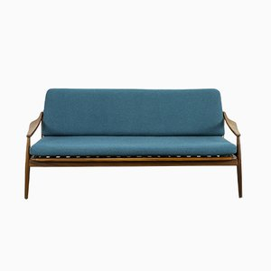 Lounge Sofa by Hartmut Lohmeyer for Wilkhahn, 1950s