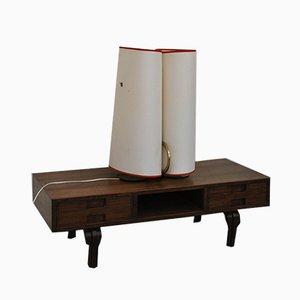 Lampada da tavolo Abatina di Scarpa Tobia per Flos, anni '80