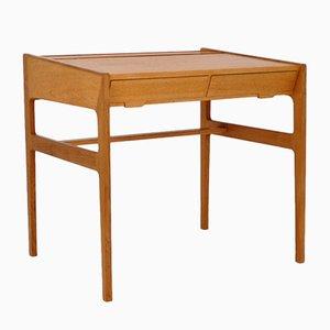 Rosewood Desk by Steffen Syrac-Larsen for Erik Wørts Mobelfabrik, 1952