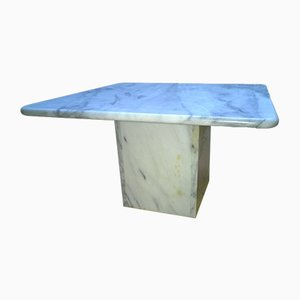 Table Basse en Travertine, 1970s