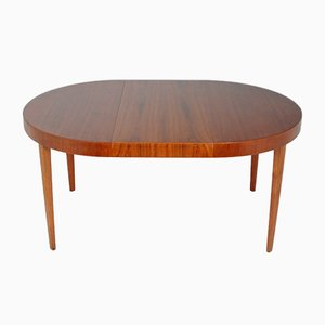 Danish Extendable Teak Dining Table, 1952