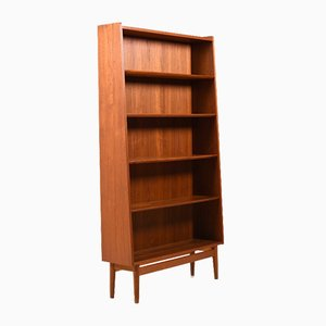 Mid-Century Danish Teak Shelf by Johannes Sorth for Nexø Møbelfabrik Bornholm, 1960s