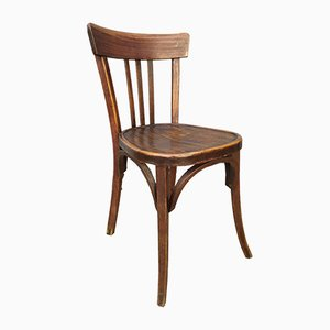 Antique Bistro Chairs from Baumann, Set of 6