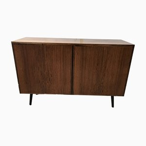 No. 4 Rosewood Veneer Cabinet from Omann Jun, 1960s