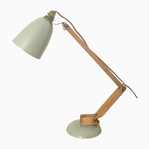 Gray Macalamp Table Lamp by Terence Conran for Habitat, 1950s