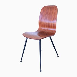 Mid-Century Dining Chair by Carlo Ratti