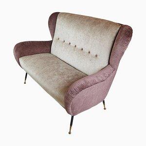 Italienisches Sofa, 1950er