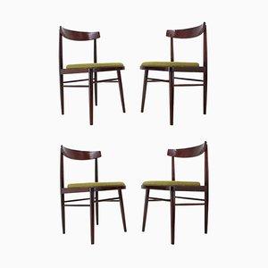 Chaises de Salon, 1970s, Set de 4