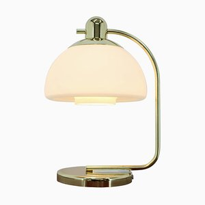Brass Table Lamp from VEB Narva, Germany, 1982