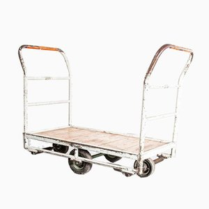 French Industrial Trolley from Tricotage Marmoutier, France, 1950s