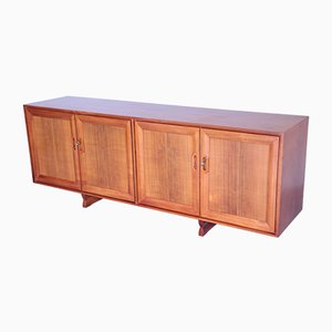 Mid-Century Walnut Sideboard Attributed to Franco Albini