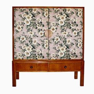 Vintage Austrian Cherrywood Cabinet by Josef Frank for Haus & Garten, 1930s