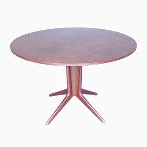 Mid-Century Mahogany Dining Table