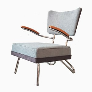 Lounge Chair from Mauser Werke Waldeck, 1950s