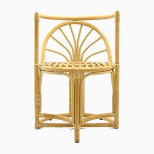 Rattan Side Chair, 1970s