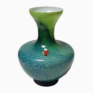 Opaline Florence Vase, 1970s