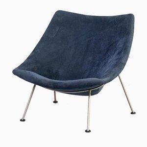 Modell Oyster F157 Sessel von Pierre Paulin Ie für Artifort, 1950er