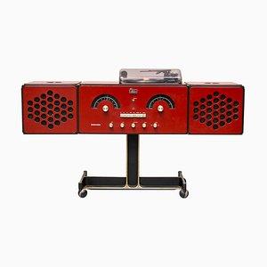 Model RR126 Radio by Achille & Pier Giacomo Castiglioni for Brionvega, 1960s