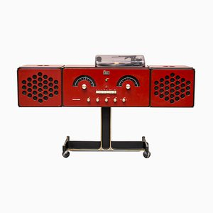 Radio modello RR126 di Achille e Pier Giacomo Castiglioni per Brionvega, anni '60