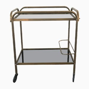 Art Deco French Bar Cart