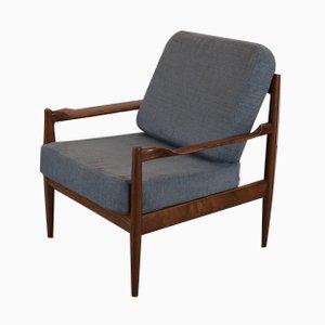 Deutscher Mid-Century Long Chair von Beka