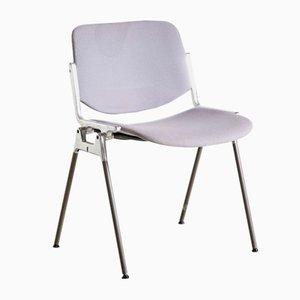 DSC 106 Side Chair by Giancarlo Piretti for Castelli / Anonima Castelli, 1970s