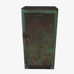 Vintage Industrial German Cabinet