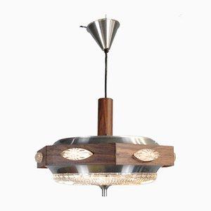 Lampada da soffitto di Lakro, anni '60