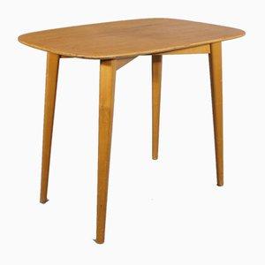 Table d'Appoint en Bouleau par Elias Svedberg pour Nordiska Kompaniet, 1950s