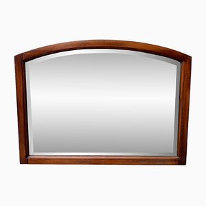 Vintage Wall Mirror in Bevelled Glass