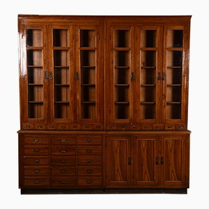 Apothecary Display Cabinet, 1930s