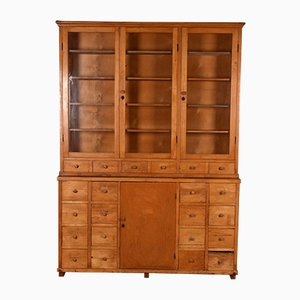 Apothecary Haberdashery Display Cabinet, 1930s