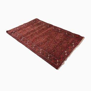 Vintage Handmade Woolen Carpet