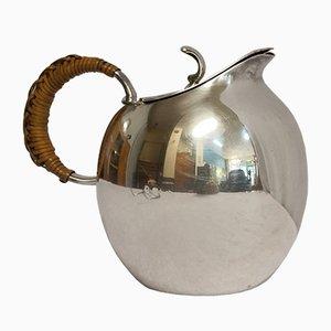 Vintage Art Deco Teekanne von GAB, Schweden